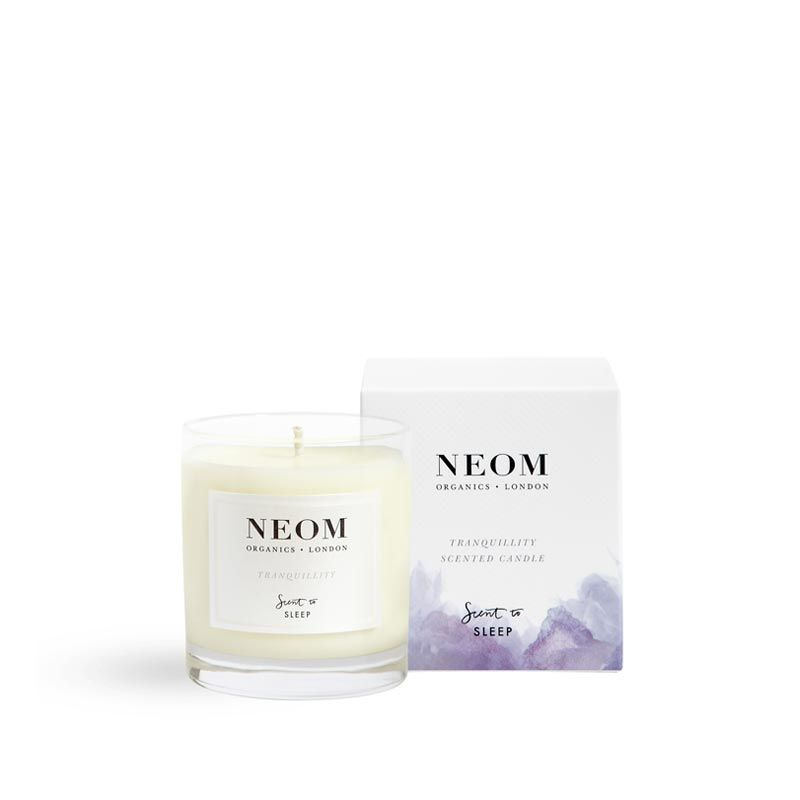 Tranquillity Scented Candle | One Wick Neom Organics