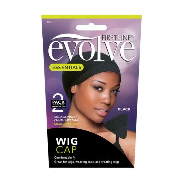 Firstline® Evolve® Wig Cap 2Pack