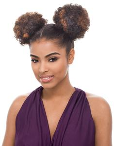 Janet Collection AFRO PUFF 2PCS