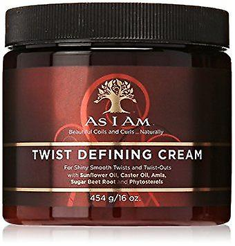 As I Am Twist Defining Cream (Vegan)