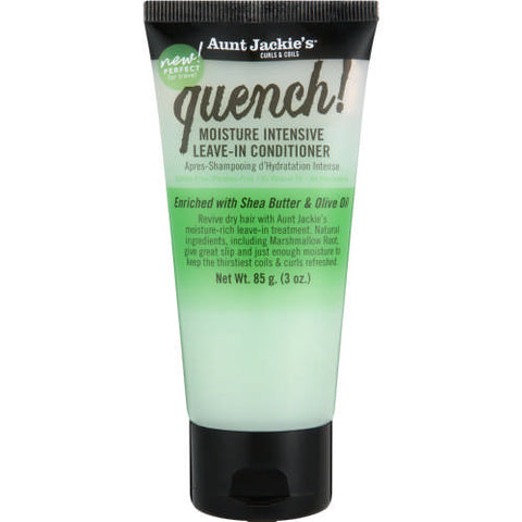 Aunt Jackie's Quench! Moisture Intensive Leave-In Conditioner 3oz