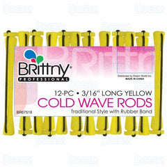 Brittny Cold Wave Rods Long
