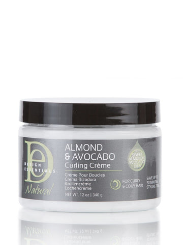 Design Essentials Almond & Avocado Curling Creme