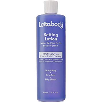 Lottabody Texturizing Setting Lotion