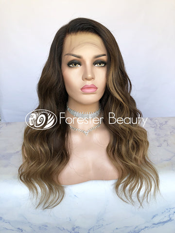 Brazilian Human Hair Front Lace Wig N141