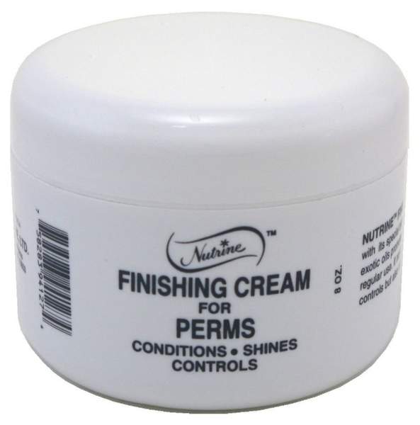 Nutrine Finishing Cream for Perms
