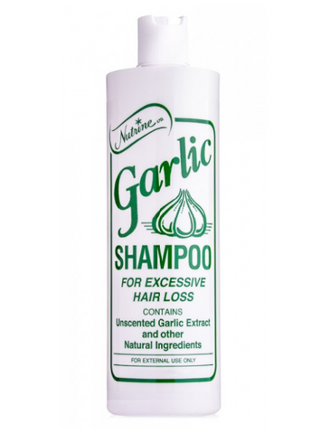 Nutrine Garlic Shampoo Unscented