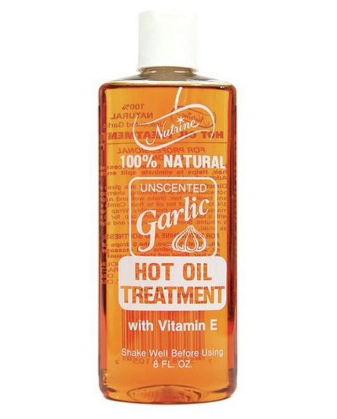 Nutrine Hot Oil Treatment with Vitamin E