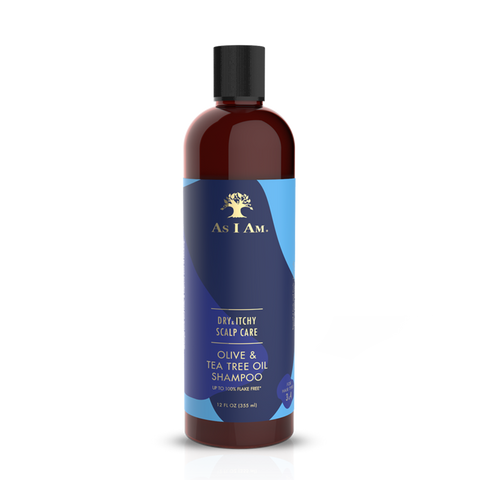 As I Am Olive & Tea Tree Oil Shampoo