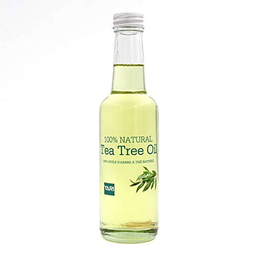 100% Natural Tea Tree Oil 250ml