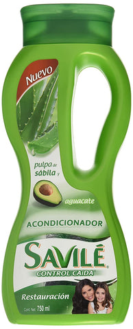 Savile Conditioner with Aloe Pulp and Avocado