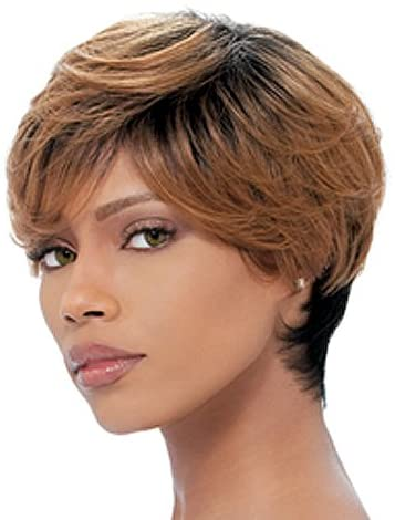 Sensationnel Bump Collection Human Hair Wig - Feather Charm