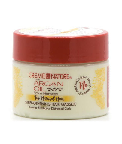 Creme Of Nature Argan Oil Strengthening Hair Masque