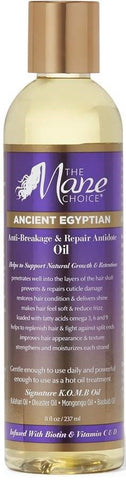 The Mane Choice Ancient Egyptian Anti-Breakage & Repair Antidote Oil