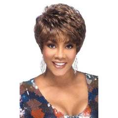Vivica A Fox Pure Stretch Cap Wig - AMY-V