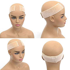 Invisible Lace Wig Grip Headband