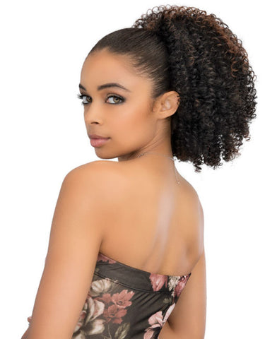 Janet Collection AFRO STYLISH STRING Bun