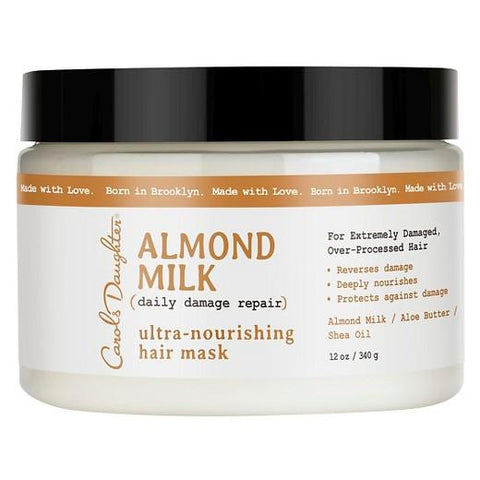 Carols Daughter Almond Milk Ultra-Nourishing Hair Mask 12oz