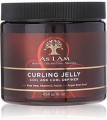 AS I AM COIL DEFINING JELLY (Vegan)