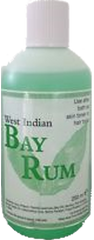 West Indian Bay Rum Double Strength