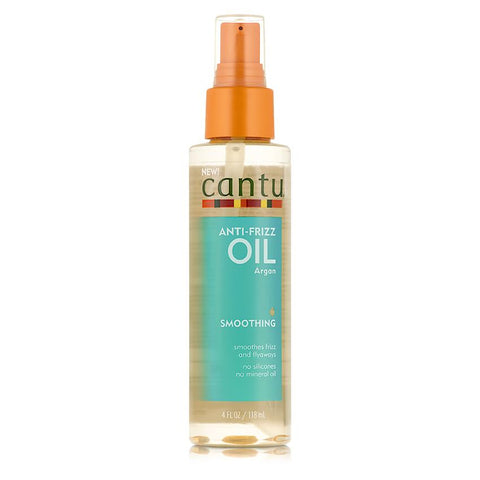 Cantu Anti-Frizz Smoothing Argan Oil 4oz