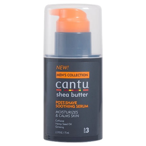 Cantu Men's Post-Shave Soothing Serum