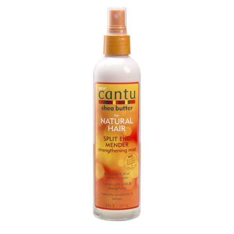 CANTU SHEA BUTTER NATURAL HAIR  SPLIT-END MENDER STRENGTHENING MIST