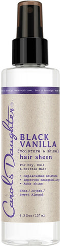 Carols Daughter Black Vanilla Moisture & Shine Hair Sheen  4.3 oz