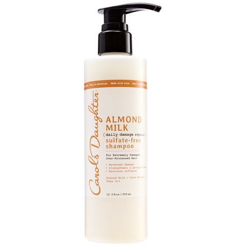 Carols Daughter Almond Milk Sulfate Free Shampoo 12oz