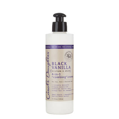 carols daughter Black Vanilla 4-in-1 Combing Creme 8oz