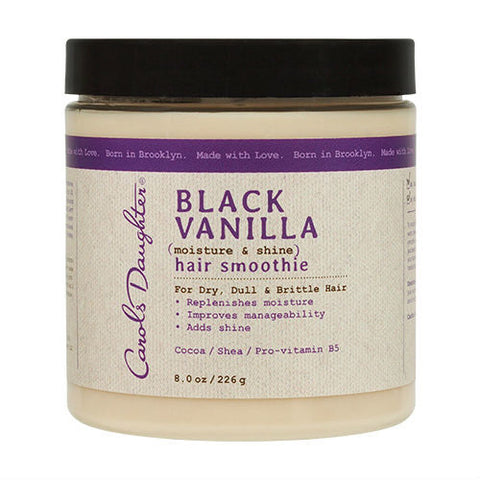carols daughter Black Vanilla Moisture & Shine Hair Smoothie 8oz