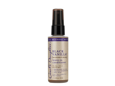 carols daughter Black Vanilla Moisture & Shine Leave-In Conditioner 2oz