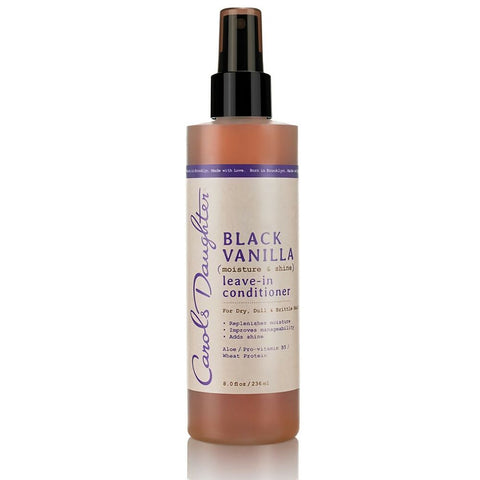carols daughter Black Vanilla Moisture & Shine Leave-In Conditioner 8oz