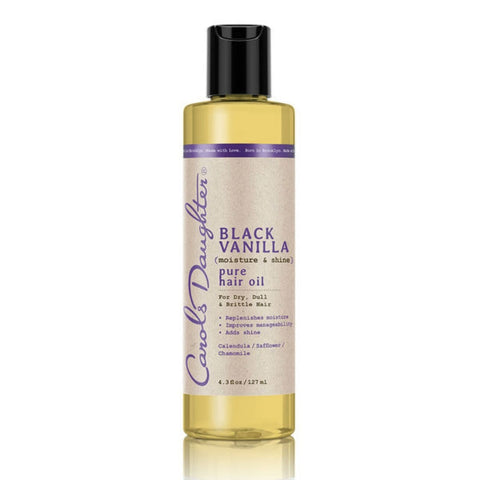 carols daughter Black Vanilla Moisture & Shine Pure Hair Oil 4.3oz