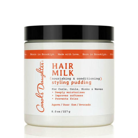 carols daughter Hair Milk Nourishing & Conditioning Styling Pudding 8oz