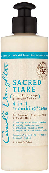 carols daughter Sacred Tiare 4-in-1 Combing Creme 8oz