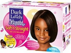 Dark & Lovely Beautiful Beginnings No-Mistake® Smooth Relaxer (Normal-Coarse)