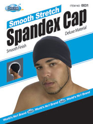 Dream Spandex Cap Black