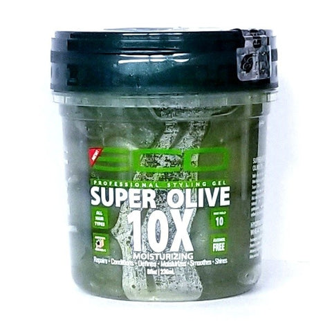 ECO STYLER SUPER OLIVE 10X MOISTURIZING GEL