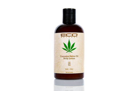 Eco Natural® Cannabis Sativa Oil Lotion