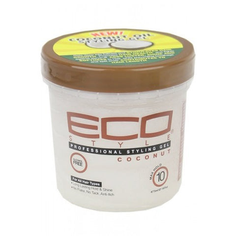 Eco Styler Coconut Oil Gel 8oz