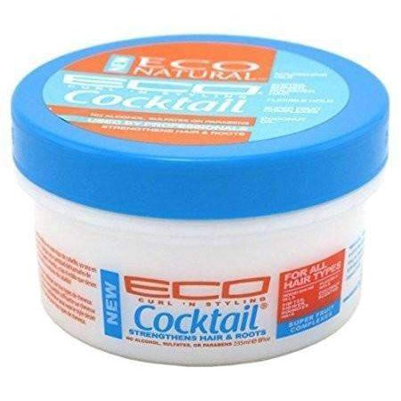 ECO Styler Cocktail Super Fruit Complex Hairstyle Crème 8oz