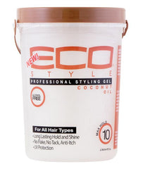 Eco Styler Coconut Oil Gel 80oz