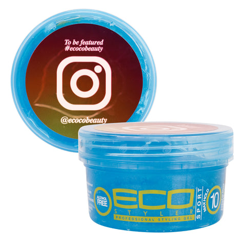 ECO STYLER sport gel 8oz