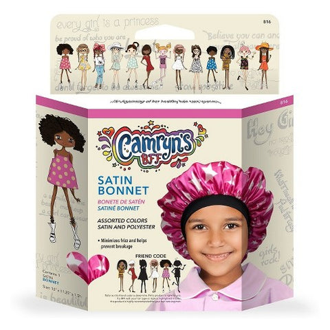 Firstline Camryn's BFF Satin Bonnet