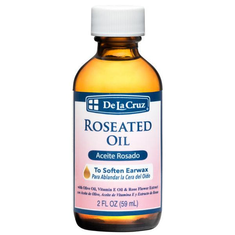 De La Cruz® Roseated Oil