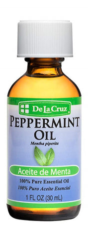 De La Cruz® Pure Peppermint Essential Oil