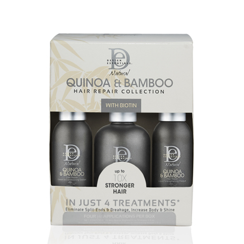 Design Essentials Quinoa & Bamboo Hair Repair Kit