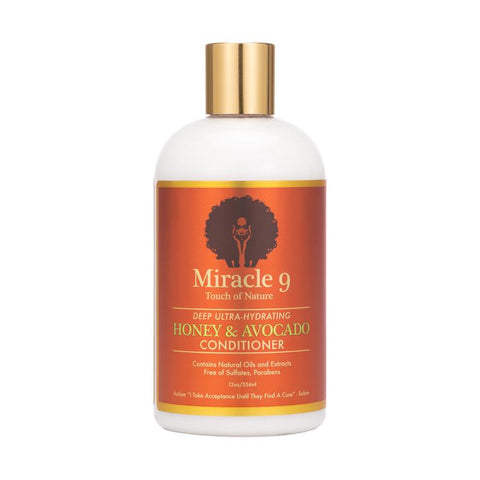Miracle9 Deep Ultra-hydrating Honey & Avocado Conditioner