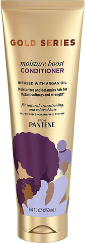 Pantene® Gold Series Moisture Boost Conditioner